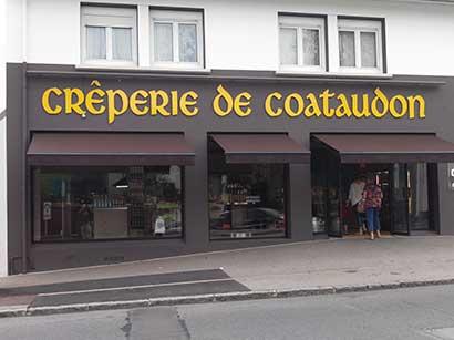 creperie coataudon vitrine magasin